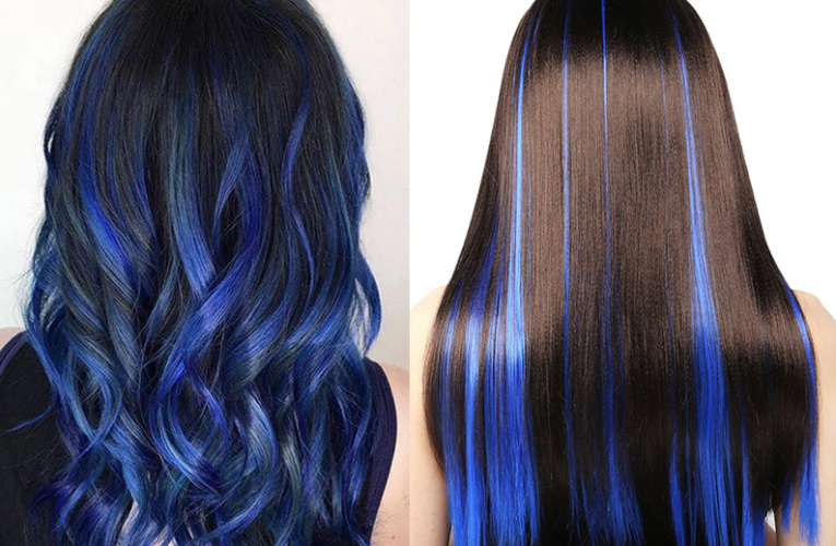 The Best Blue Black Hair Dye in 2020